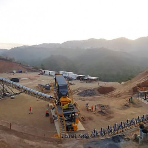 process plant construction overview pano