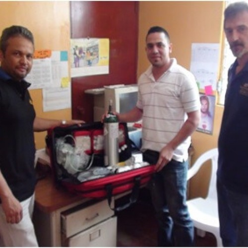 Donation Of Industrial First Aid Kits To Health Centers In El Jícaro And Murra Municipalities