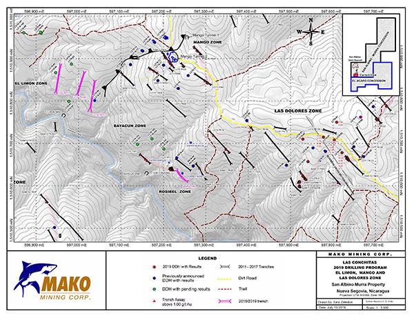 Mako Mining - News